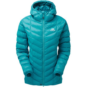 Mountain Equipment Superflux Jacket Dame Tasman Blue